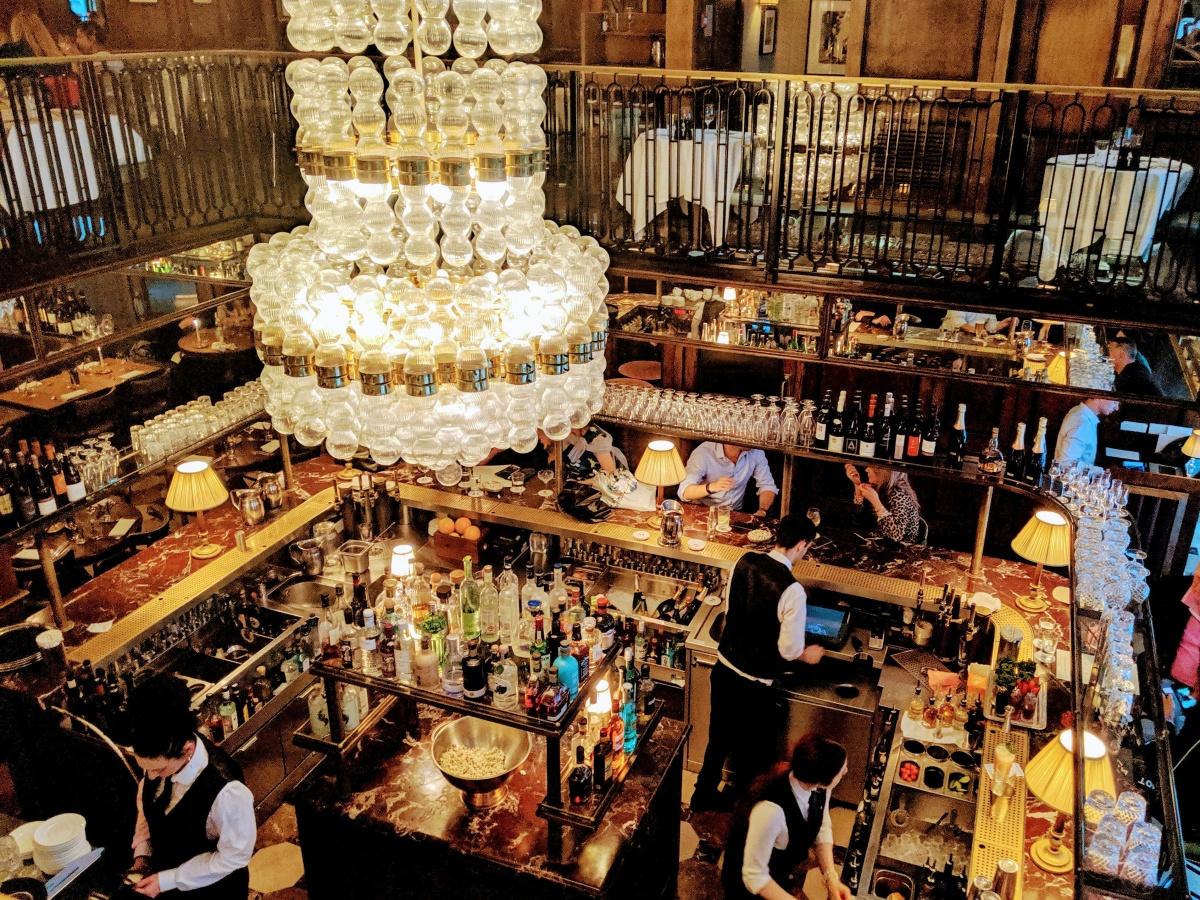 Café Monico Central Bar